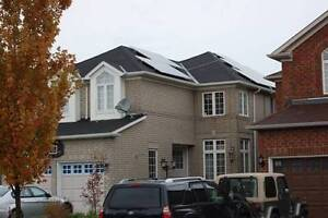 Solar panels microFIT & Net Metering programs Kingston Kingston Area image 8