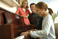 Affordable In Home/In Studio Piano Lessons Richmond Hill/Markham