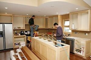 Carpentry , cabinets flooring, trim and  finishing services