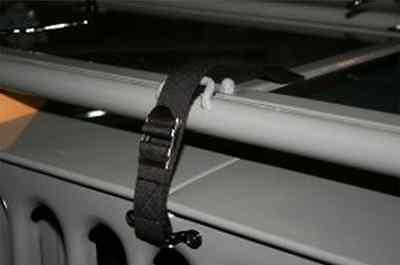 Omix-ADA 11825.20 Windshield Tie Down Strap for Jeep CJ5/CJ6/CJ7/CJ8/Wrangler