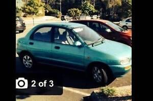 1991 Mazda 121 Sedan Bubble North Ward Townsville City Preview