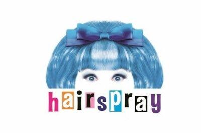 Hairspray Stage & Theatre Fridge Magnet