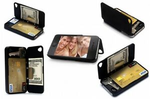 iLid iphone 4/4S thin wallet case (US seller) NEW!!!