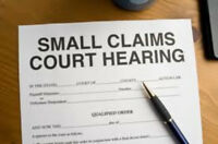 SMALL CLAIMS AND LANDLORD/TENANT MATTERS