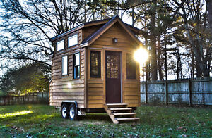 Looking for land to park a Tiny Home/or Trailer