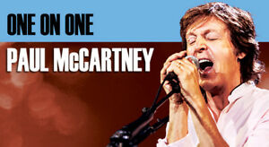 Paul McCartney, One On One, Little Caesars Arena, Detroit Oct 01
