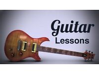 GUITAR LESSONS (Leith based)