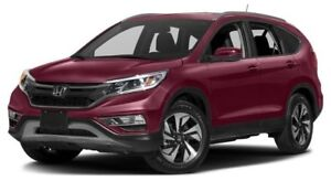 2016 Honda CR-V Touring