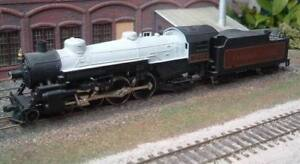 HO Model trains, DCC ready Pacific 2230 Steamer