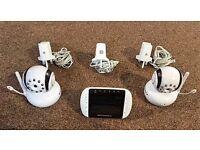 Motorola Video Baby Monitor MBP36