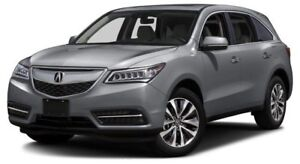 2016 Acura MDX Navigation Package FACTORY WARRANTY, LEATHER,...