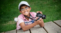 $50 OFF YOUTH PHOTOGRAPHY SUMMER CAMP | GTA Photography Classes