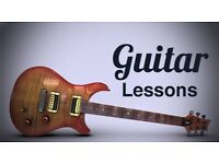 Online Guitar Lessons - Beginner to Advanced