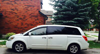 2007 Nissan Quest - 107,300 Kms only! Need to sell ASAP!
