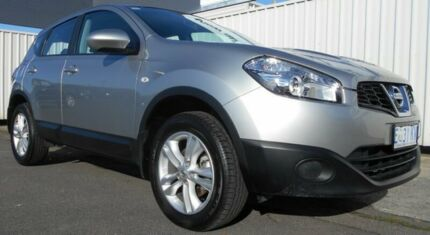 2013 Nissan Dualis J10 MY13 ST (4x2) Blade 6 Speed Manual Wagon South Burnie Burnie Area Preview