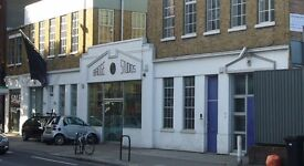 Bridge Studios is a new kind of workspace catering for South, West and Central London.