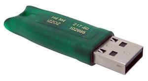 NEW Aladdin Green Key USB Security Dongle RRO HASP HL MAX H4M4 217-50