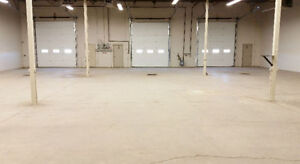 Nisku Warehouse/Bays Now Available for Lease - Ideal Flex Space