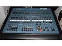 Jands Event 24/120 120 Channel 48 Lighting Console £2180