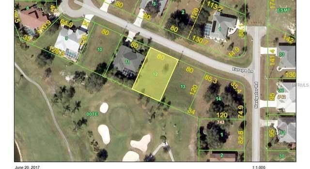 PRE-FORECLOSURE FLORIDA TAX LIEN CERTIFICATE FOR LAND 0.23 ACRES PUNTA GORDA,FL - $11.50