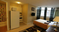Well Furnished Apartments in Downtown, $345/week, FREE PARKING
