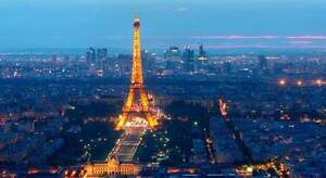 2 Flight Tickets Perth - Paris Perth Perth City Area Preview