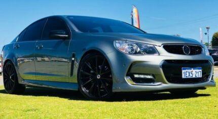 2015 Holden Commodore VF II SV6 Prussian Steel Grey 6 Speed Automatic Sedan Maddington Gosnells Area Preview