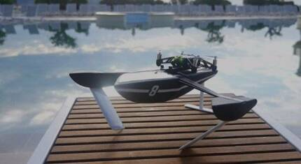Parrot orak Hydrofoil Drone Sail & Fly With App Great Xmas Gift Kings Park Brimbank Area Preview
