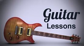 Guitar or Bass lessons in a professional recording studio in East London
