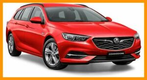 2017 Holden Commodore ZB MY18 LT Sportwagon Red/Black 9 Speed Sports Automatic Wagon Hillcrest Logan Area Preview