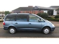 FORD GALAXY 2.3 GHIA 7 SEATER 1 OWNER FROM NEW LOW MILES