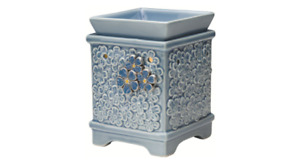 """Brand new Scentsy """"Forget me not"""" warmer"""