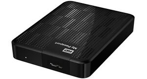 9 x Western Digital 2TB USB 3.0 Portable Hard Drives With Cables