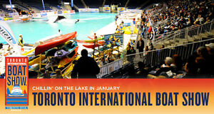 GREAT DEAL - Toronto Boat Show Tickets