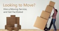 Accepts any kind of Moving, long or short distance free boxes