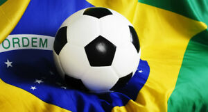 Brazilian Soccer Academy Training