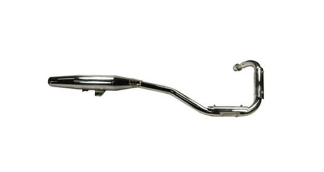 How to Install a New Motorcycle Exhaust System