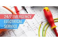Electrical services emergency call out 24/7 certification repairs maintenance EICR