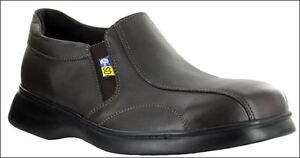 Men's Mellow Walk SLIP ON CSA Sfty Shoes - Size 7