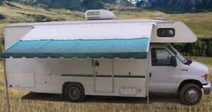 ISO 10 foot travel trailer awning