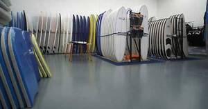 Sale Surfboard Mini Mal & Funboard & Softboard Malaga Swan Area Preview