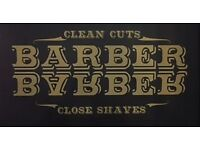 Male models required for free haircuts at Barber Barber in Spitalfields London.