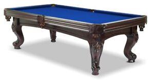 ... Pool Tables ...
