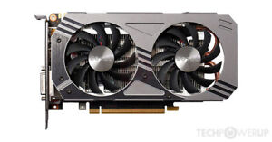 Matched pair of NVidia Zotac GTX 960 video cards