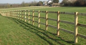 FENCE POST HOLES (AUGER or BUCKET)