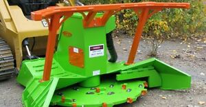 AFE SS ECO Forestry mulcher skid steer / bobcat attachment