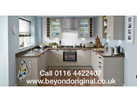 Howdens Kitchen Supplier and installations in Leicester Call today for your Free 3D Design Visit