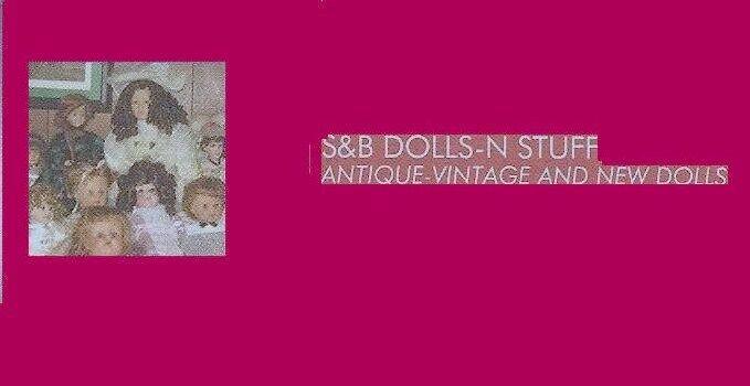 S&B Dolls N Stuff