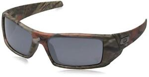9336f1d7ff Oakley Men s Gascan 03-483 Rectangular Sunglasses