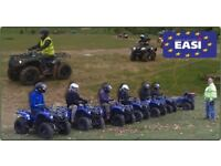 Wanted - field / land to deliver ATV rider training